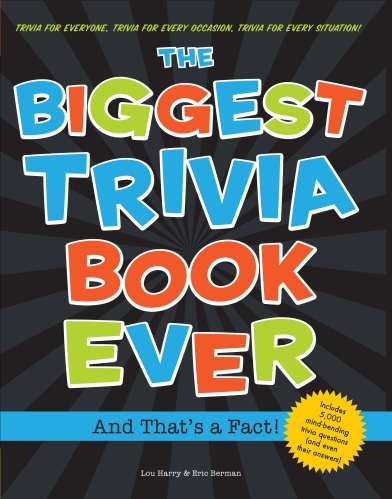 Biggest Trivia Book Ever